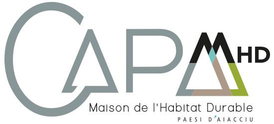 Logo Maison de l'Habitat Durable du Pays Ajaccien