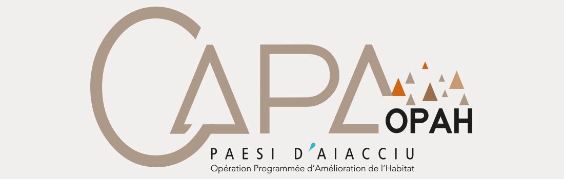Logo OPAH CAPA