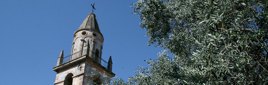 Le clocher de Peri