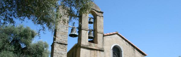L'église de Valle di Mezzana