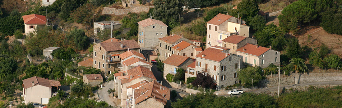 Le village de Valle di Mezzana