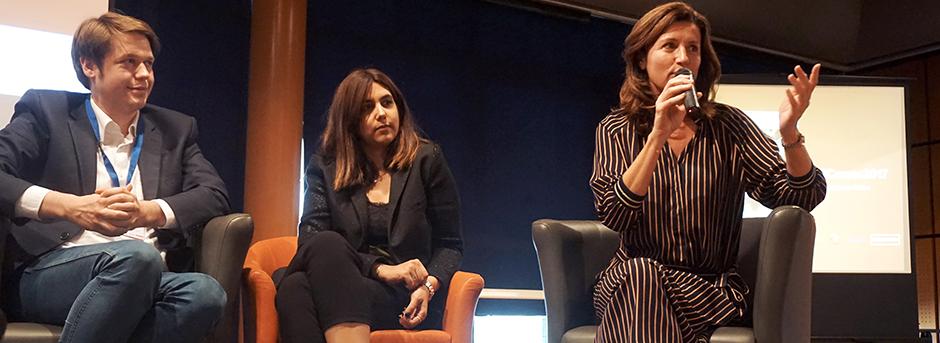 Intervention de Marie-Antoinette Santoni-Brunelli aux 2èmes Rencontres Numérique Corses