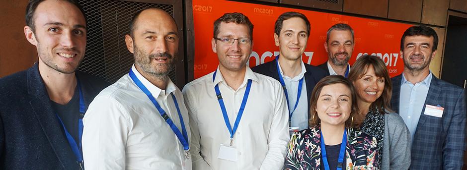Les organisateurs des 2èmes Rencontres Numérique Corses