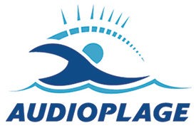 Logo dispositif audioplage