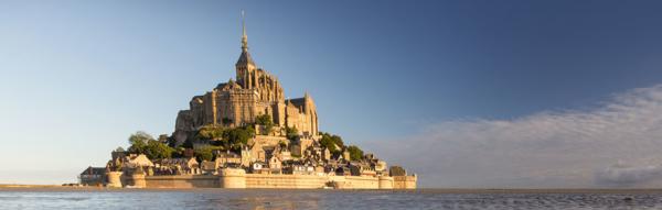 Photo du Mont Saint Michel