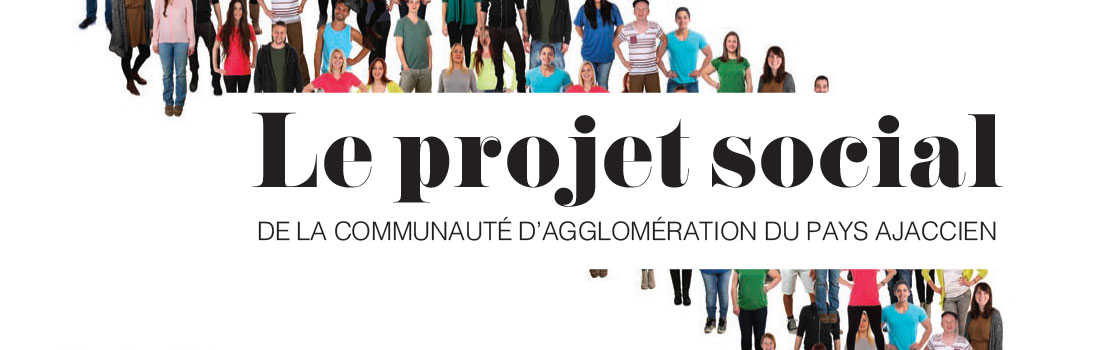 Affiche projet social intercommunal