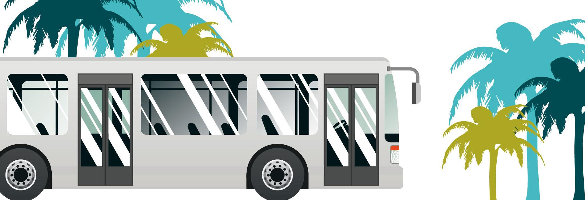 Bus à Ajaccio