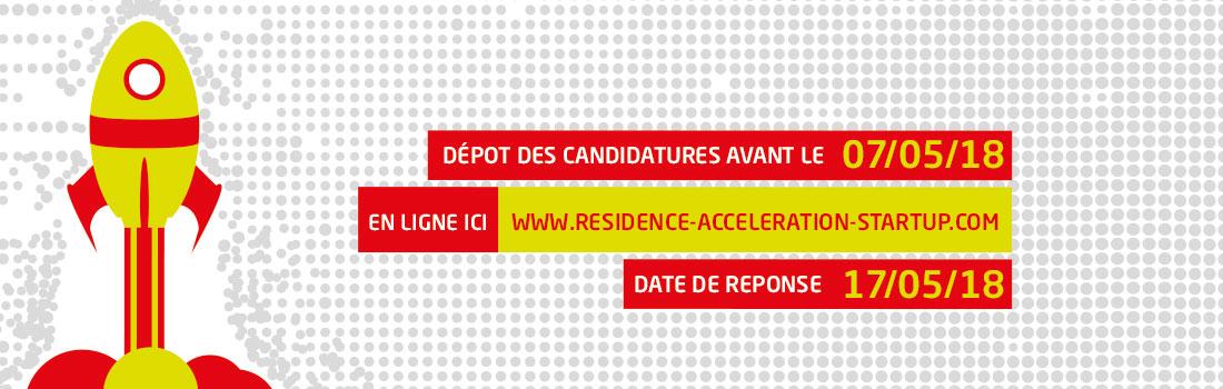 Résidence d'accélération des start-up corses appel à candidatures