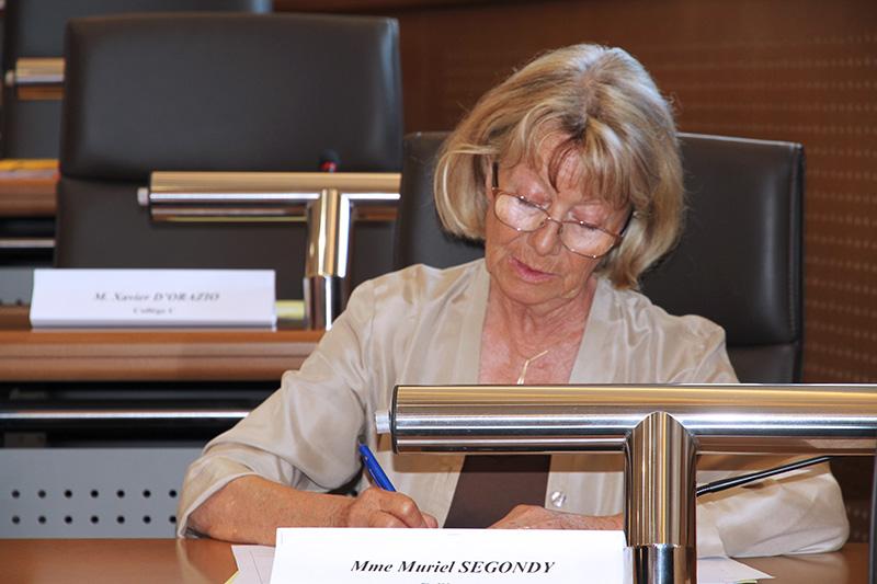Muriel Segondy