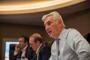 Xavier Lacombe, Vice Président de la CAPA, en charge des finances
