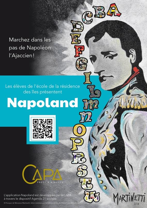 Affiche Napoland