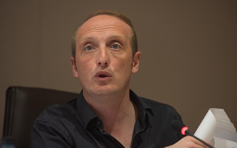 Laurent Marcangeli présente l'école Sup Design