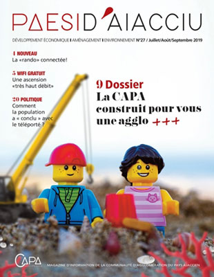 Couverture Paesi n°27