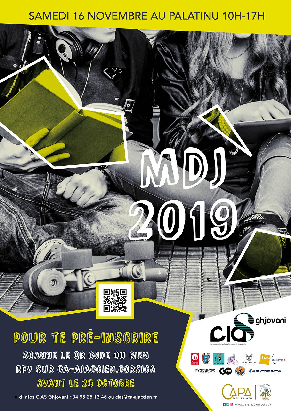Affiche MDJ 2019