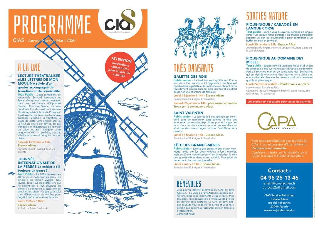 Programme trimestriel CIAS janvier-février-mars-2020