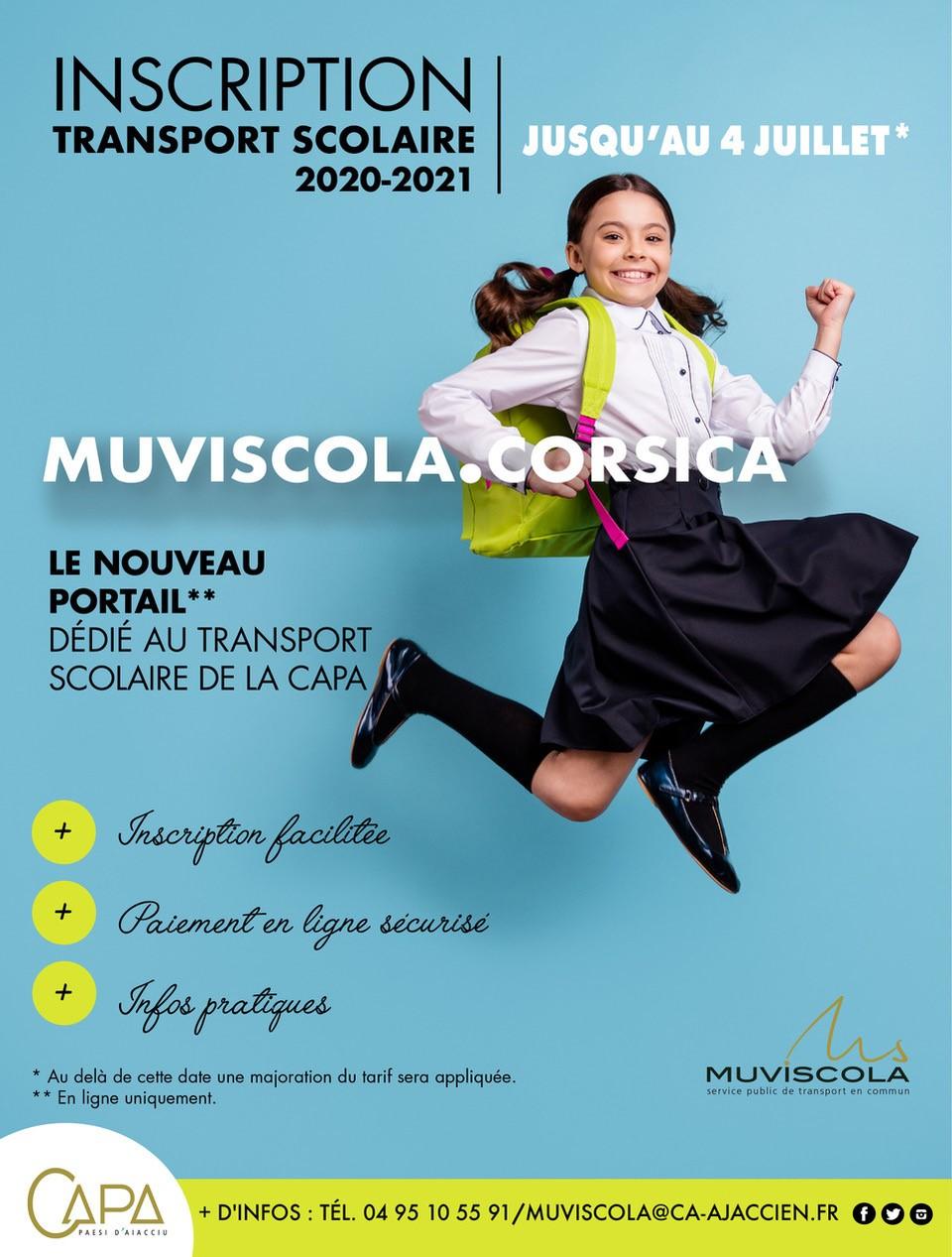 portail muviscola.corsica