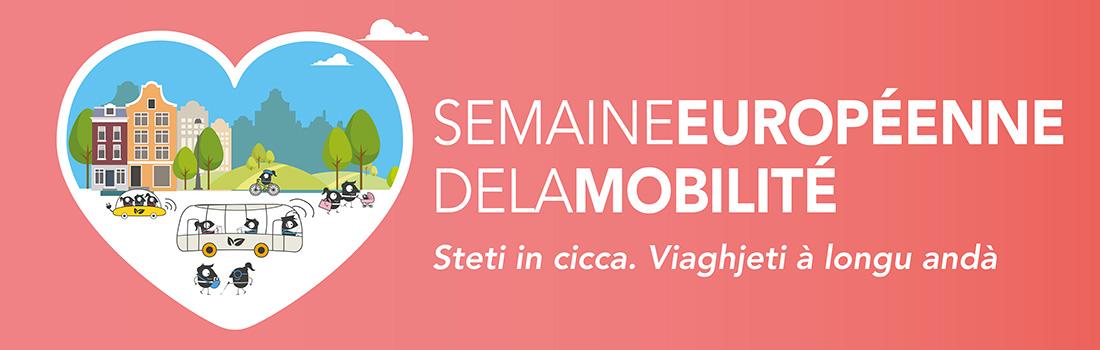 Logo de la semaine de la mobilité 2021